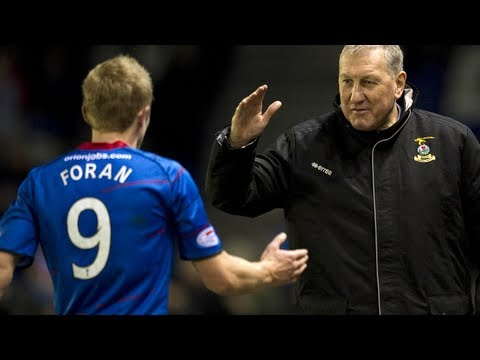 Richie Foran, Inverness CT 3-0 Hibernian, 08/12/2012
