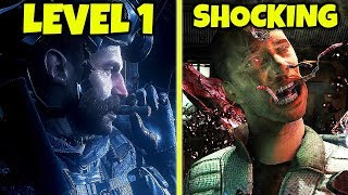Top 10 Best LEVEL 1 Moments in Video Games