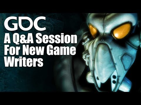 A Q&A Session For New Game Writers
