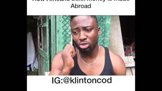 Funniest African Comedy Video - Klinton Cod Comedy Compilation
