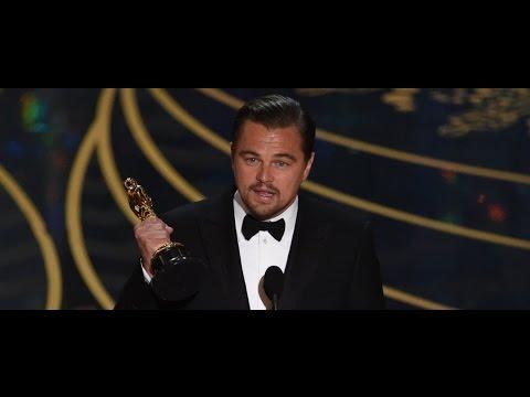 When Leo finally wins his Oscar