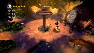 Castle Of Illusion Starring Mickey Mouse PC Gameplay
