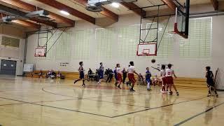 TYBL 5th Grade Clippers vs Warriors 1-10-2019(1)