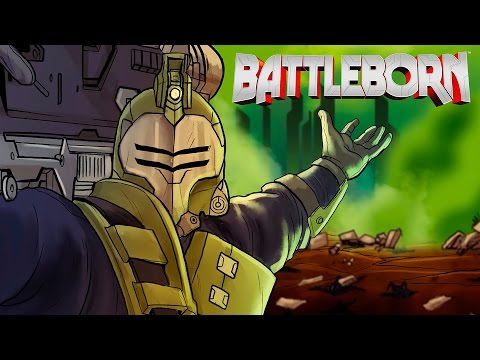 Battleborn Motion Comic: Chapter 2 - The Rescue