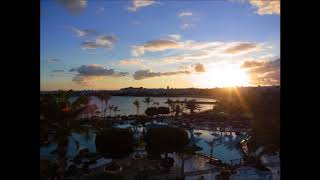 Time lapse at the Melia Salinas, Lanzarote