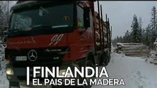 TRUCKS FINLANDIA, el pais de la madera (Documental) LSChannel