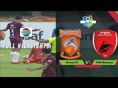 Borneo Fc 1 Vs 2 Psm Makassar Full Highlight Go