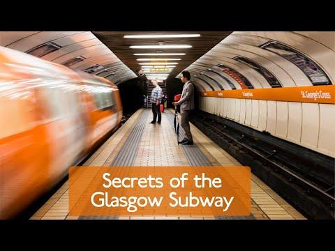 Secrets Of The Glasgow Subway