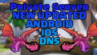Clash Royale Private Server DNS IOS/ANDROID NEW WORKING 2017 NO JAILBREAK/ROOT/COMPUTER/SURVEY
