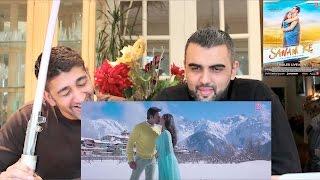 Sanam Re Trailer Reaction-Review! |(Pulkit Samrat, Yami Gautam, Urvashi Rautela)