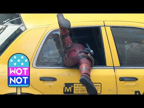 Deadpool 2 (2018) Filming in Vancouver