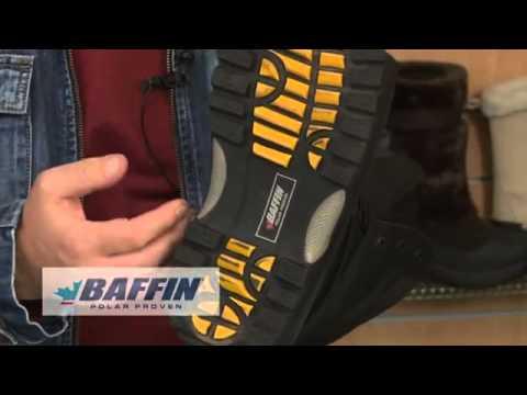 видео: baffin самая лучшая обувь для зимы.    www.baffin-world.ru