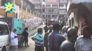 بالفيديو المستشار حمدى رحومة  ل أ ش أ: إقبال متوسطى العمر والسيدات بالإنتخابات
