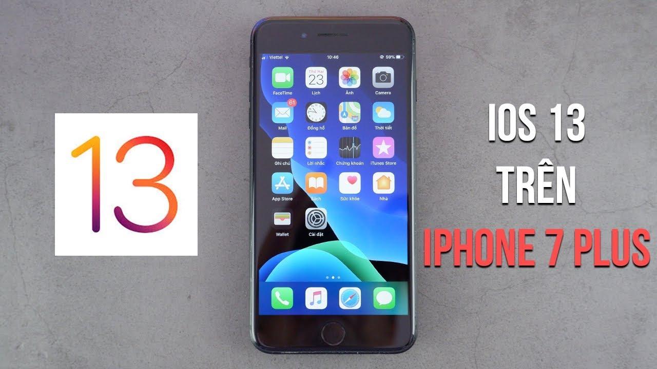 Trải nghiệm iOS 13 trên iPhone 7 Plus: Rất đáng nâng cấp