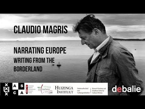 Claudio Magris: Narrating Europe