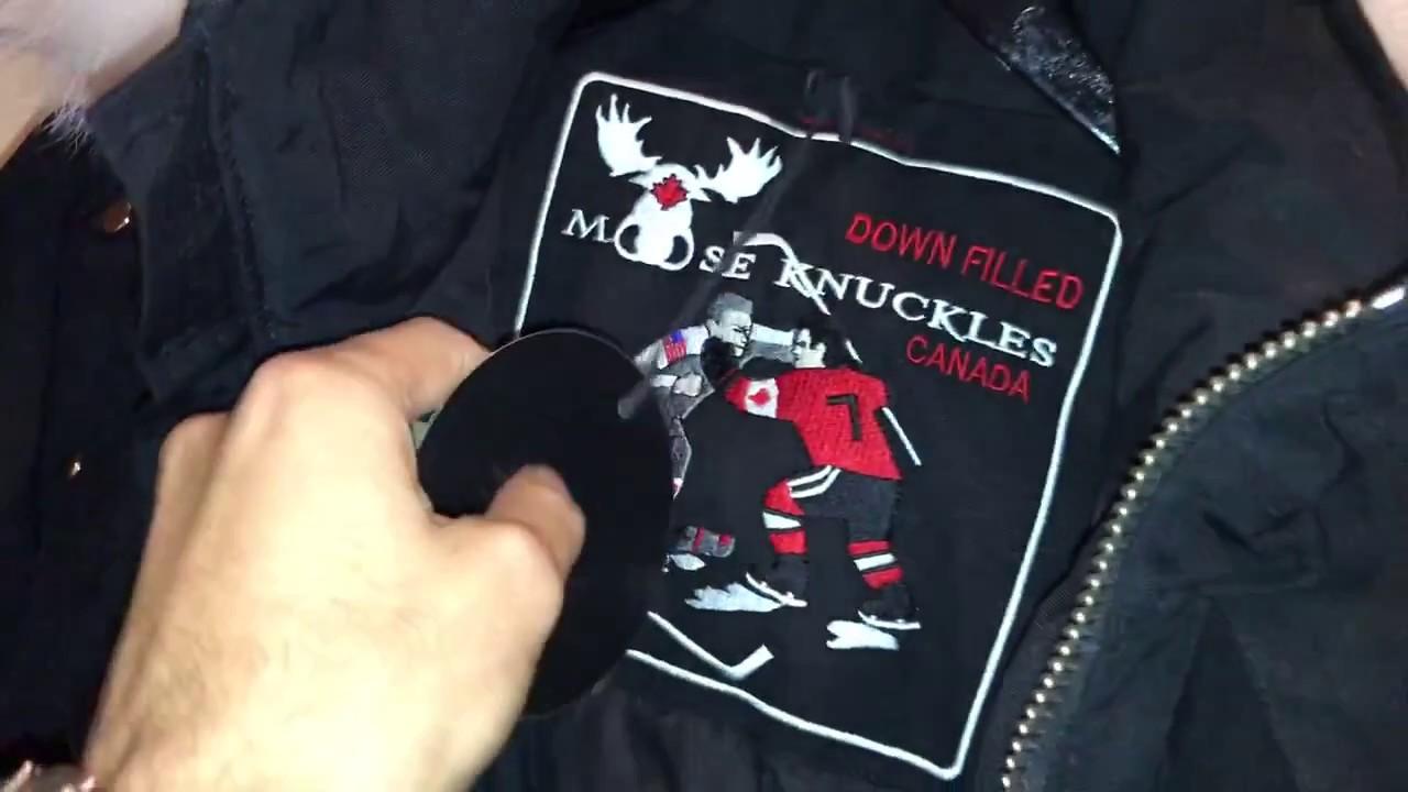 dc0699c6b Moose Knuckles Ballistic Bomber Down Coat - Jacket Review