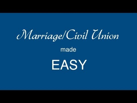Hawaii Electronic Marriage and Civil Union Registration System