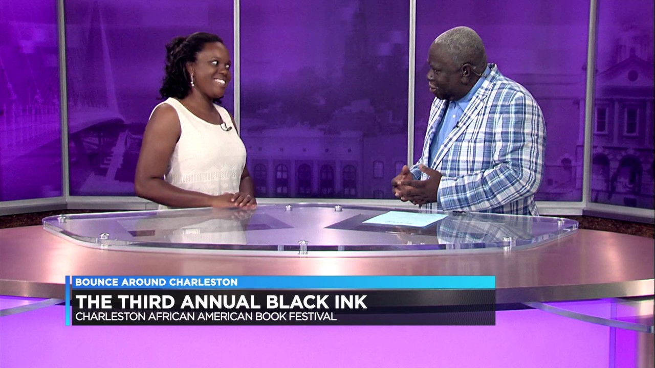 3RD ANNUAL BLACK INK: CHARLESTON AFRICAN AMERICAN BOOK FESTIVAL