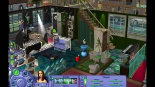 Let's Play The Sims 2 Pets (PC) #9 Give a Fierce Welcome to...