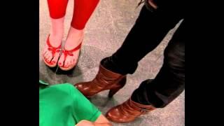 Selena Gomez's enchanted birthday feet