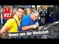So geht Scheinwerferpolitur - aber ist es illegal? Und: Opel-Bremsleitungen des Grauens | NadW 27