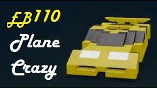 ROBLOX- Plane Crazy Bugatti EB110 Tutorial