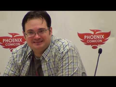 Phoenix Comicon 2014 - Jim Butcher Q&A from YouTube · Duration:  8 minutes 38 seconds