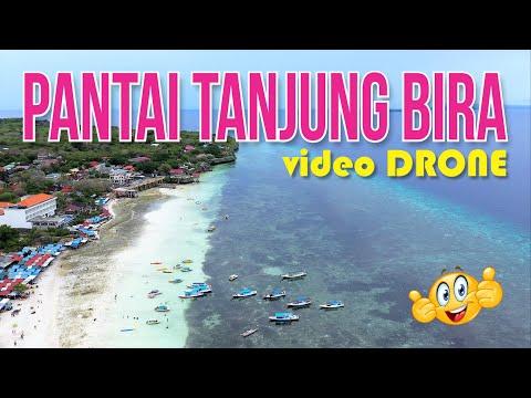 PANTAI TANJUNG BIRA | Video DRONE 4K