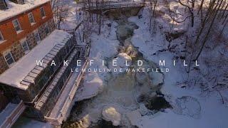Wakefield mill /Moulin de Wakefield