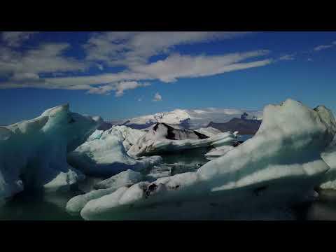 Aerial Iceland 4k - Part 3