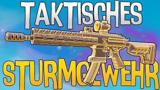TAKTISCHE AR CHALLENGE | Der PERFEKTE Allrounder | Fortnite Battle Royale