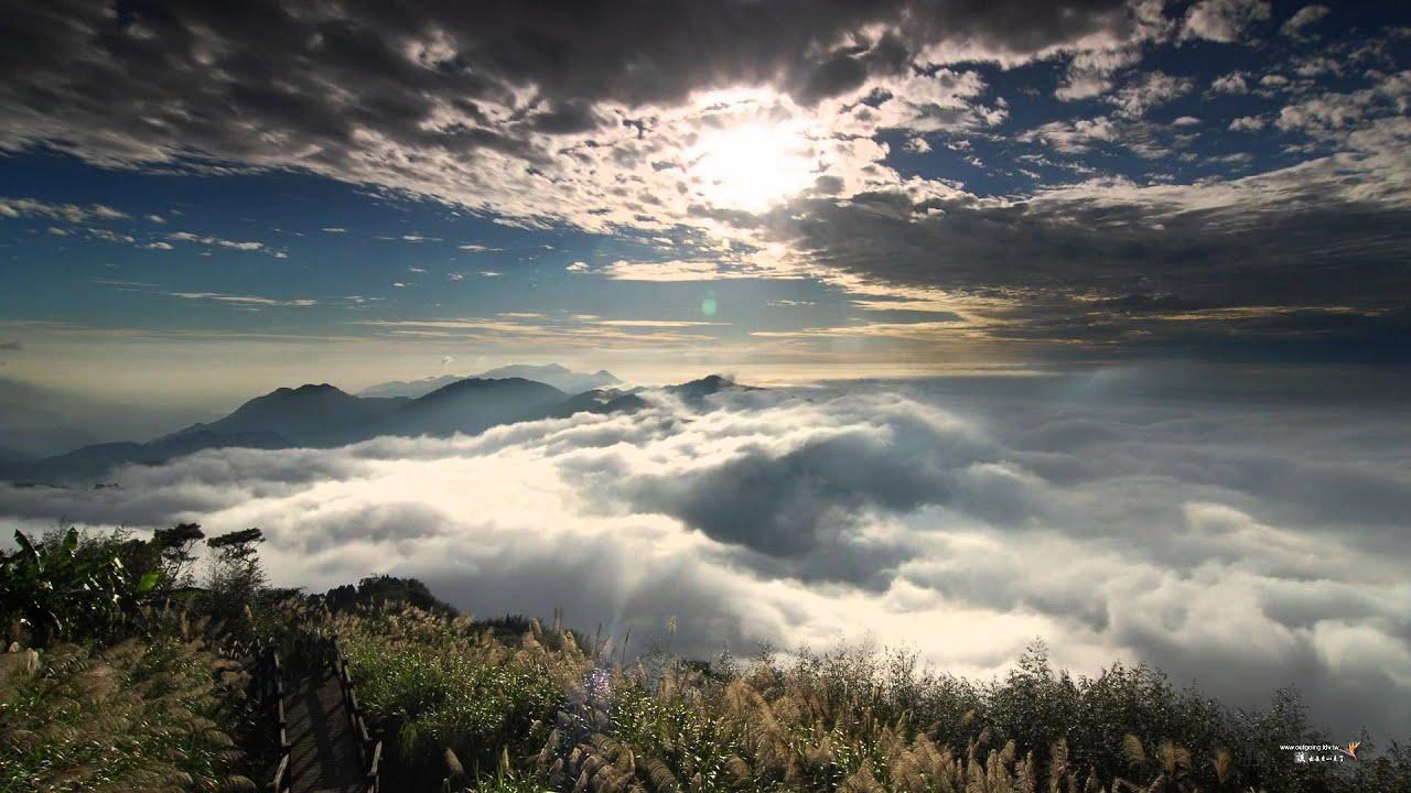 嘉義阿里山隙頂 - 雲海•夜琉璃