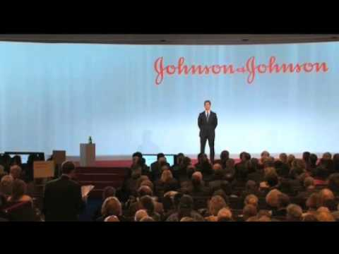 "Johnson and Johnson CEO Says Medical Device Tax Should Be ""Reconsidered"""