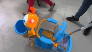 SUNBABY ANDROID Tricycle SB-TC-995