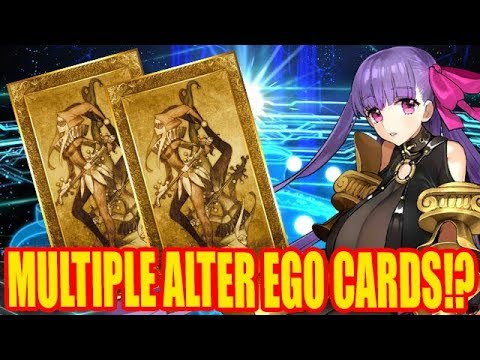 Fate Grand Order Multiple Alter Ego Cards Rolling For Passionlip Youtube She doesn't need much babysitting do to her capability to increase defense. fate grand order multiple alter ego cards rolling for passionlip