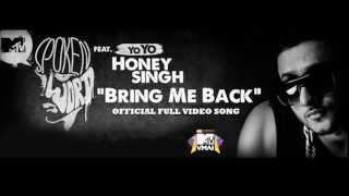 Yo Yo Honey Singh - Bring Me Back Audio HQ | _ With Lyrics_ |