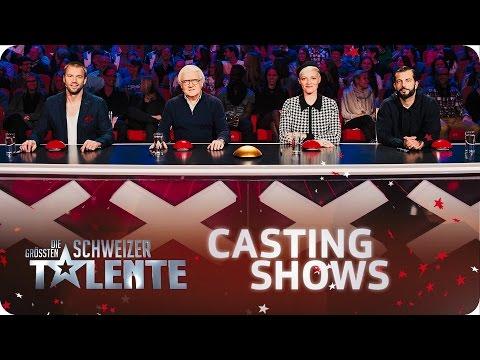 Die grössten Schweizer Talente - 9. Castingshow - #srfdgst