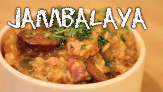 How To Make Jambalaya / What Is Jambalaya?