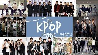 Những ca khúc K-pop trong ký ức thế hệ 9x của những nhóm nhạc nam/K-Pop Boy Bands in 9x's memories