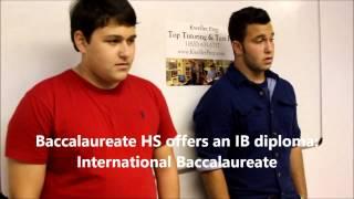 Baccalauareate HIgh School