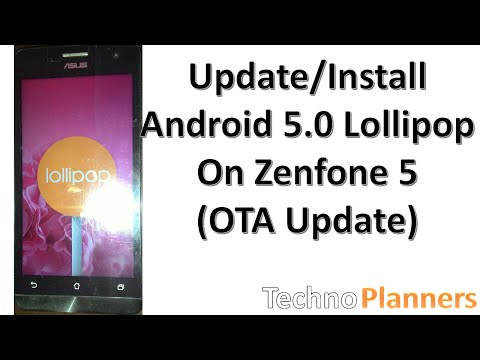 Asus Zenfone 5 A501CG Android Lollipop Videos - Waoweo
