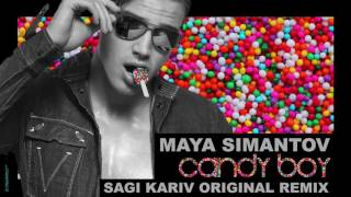 Maya Simantov - Candy Boy (Sagi Kariv original remix)