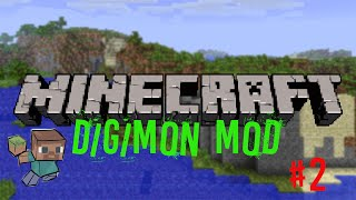 MineCraft Digimon Mod#2 อย่าทำร้ายฉันเลย
