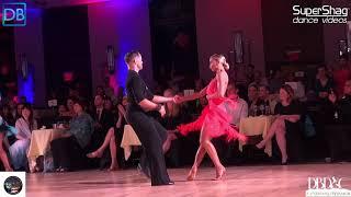 Part 3! Approach the bar with DanceBeat! Manhattan 2018! Pro Latin! Pasha and Daniella!