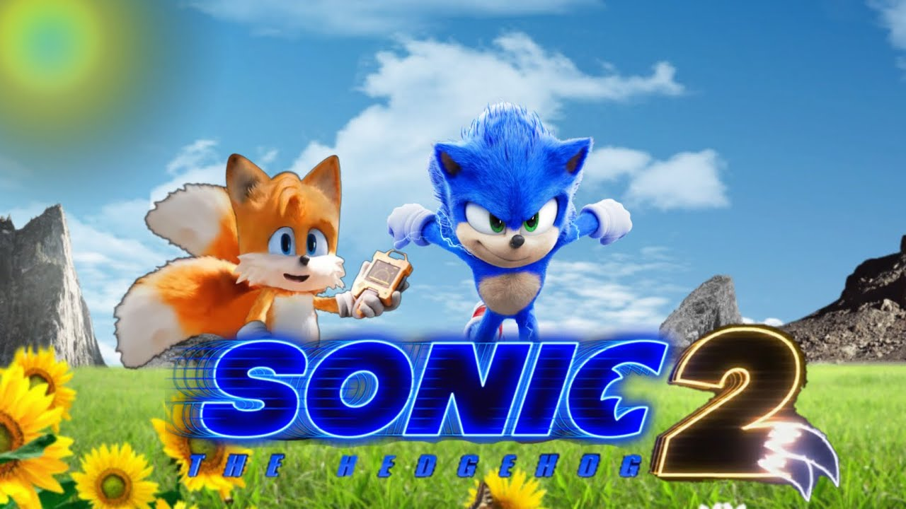 Sonic The Hedgehog Movie 2 Trailer December 25 2022 Fanmade Youtube