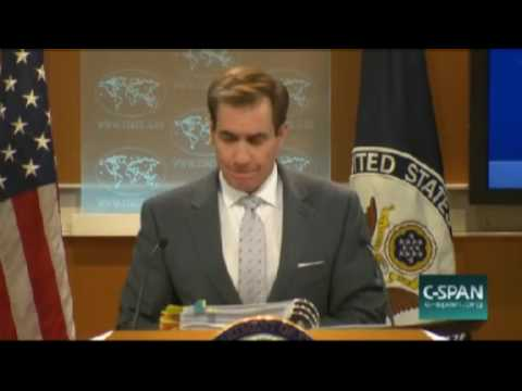 State Dept Briefing Jan 17 2017