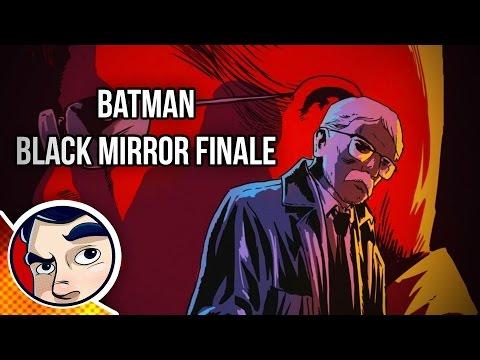 "Batman Black Mirror Finale ""Dick Grayson Vs James Gordon"" - InComplete Story"