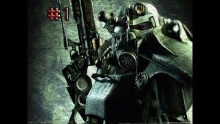 Fallout 3 # 1 Новости Галактики и Ривет Сити