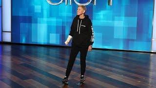 Ellen Is STILL Hurting!