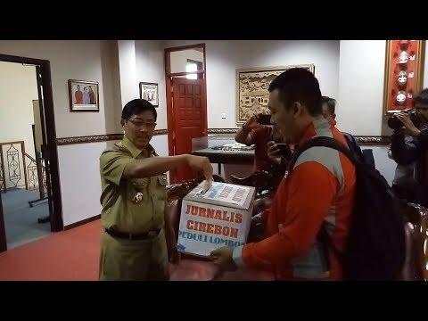 Bupati Cirebon Ajak Masyarakat Bantu Korban Gempa Lombok